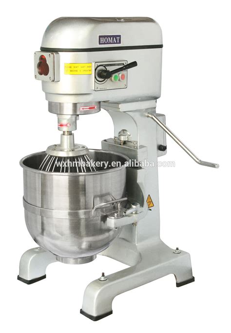 Mixer Cina cake mixer machine planetary mixer food mixer made in china with ce from homat manufacturer