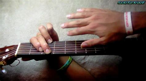 tutorial guitar officially missing you how to play officially missing you tamia guitar