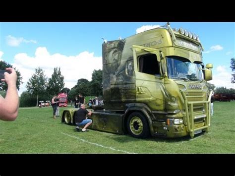 Trucker Bon Jovi Tbj001 3 new truck of berthons vikings scania v8 longline tt circuit assen lopik 2016