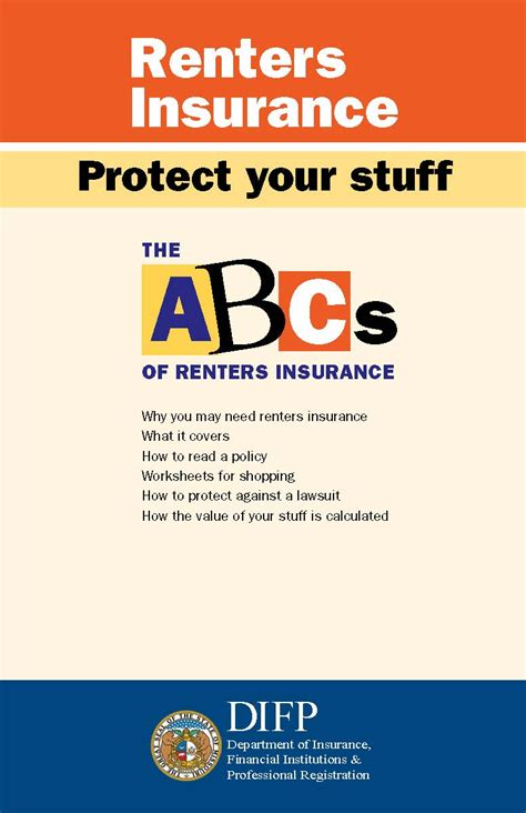 the general renters insurance insurance faqs missouri department of insurance