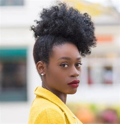 Afro Puff Hairstyles by Afro Puff