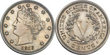 1913 fake liberty v nickel coin help
