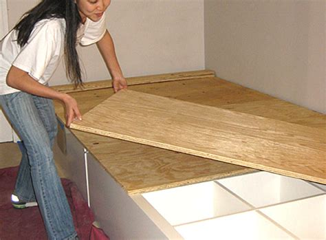 how to make a bed make your own cheap platform bed html autos post