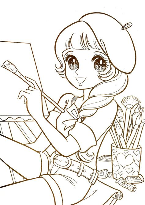 hard girly coloring pages 17 best ideas about vintage coloring books on pinterest