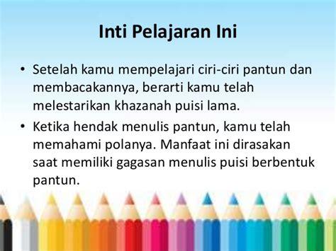 membuat puisi kancil bahasa indonesia