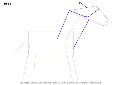 Learn Origami Step By Step - learn how to draw an origami zebra everyday objects step