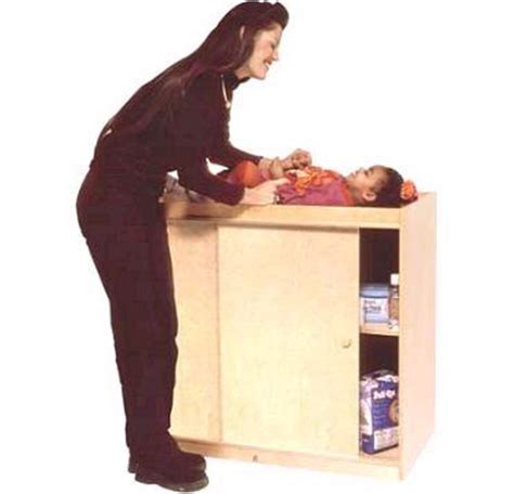 Child Care Changing Table Infant And Toddler Changers Changing Tables For Home Daycare Or Commercial Childcare