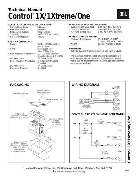 The Manual Of Speaking free pdf for jbl 1x speaker manual