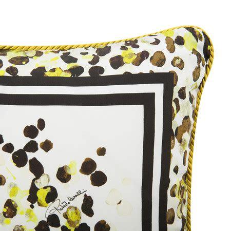 Bantal Sofa Yellow 40x40cm buy roberto cavalli scamuskin silk bed cushion 40x40cm yellow amara