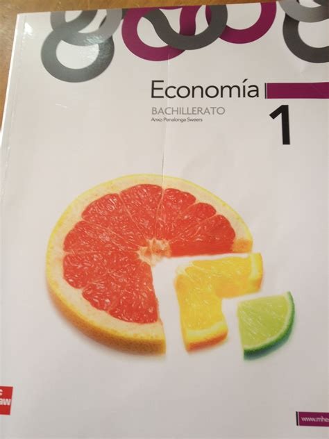 economa 1 bachillerato 8448195965 libro econom 237 a 1 186 bachillerato anxo penalonga