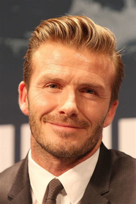 germain men hairstyle david beckham photos photos david beckham signs for