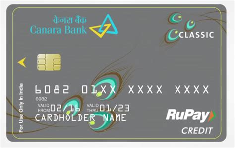 Letter Of Credit Canara Bank rupay credit cards launched forum