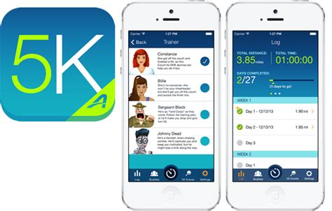 couch to 5k iphone app 15 best iphone fitness apps for 2014 active