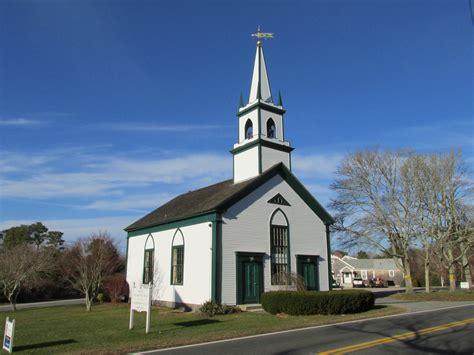 File:Waquoit Congregational Church, Waquoit MA