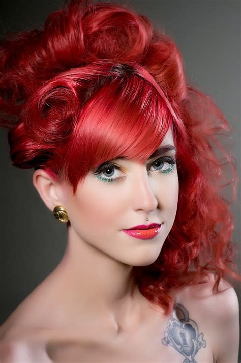 Shades Of Red Hair | shades of red hair red hair color ideas hair beauty