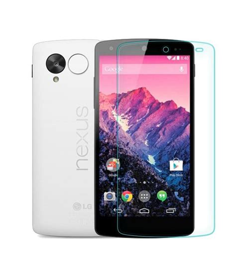Tempered Glass For Lg Nexus 5 lg nexus 5 tempered glass screen guard by jo jo