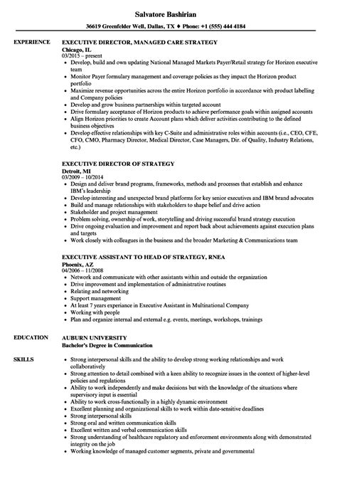 Spouse Resume by Spouse Resume Cover Letter Exles Free Resume