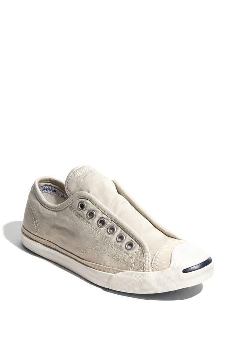 purcell slip on sneakers converse purcell slip on sneaker in beige