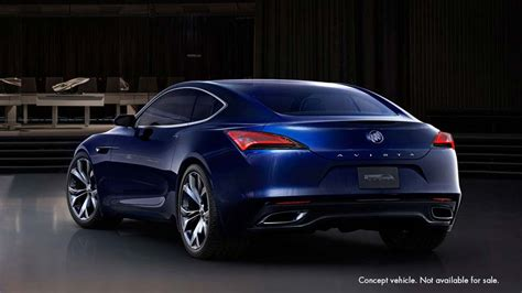 future buick cars concept cars future buick vehicle html