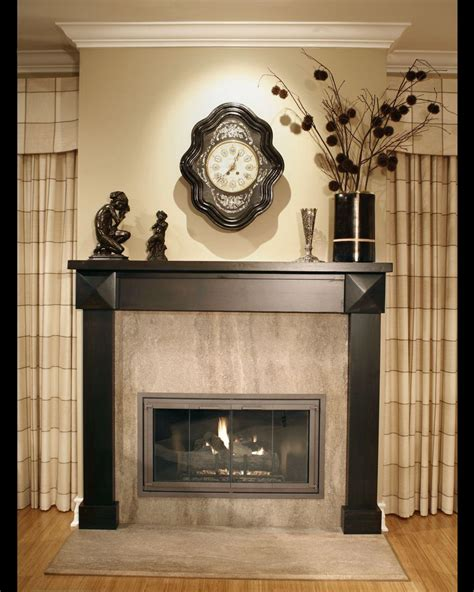 Fireplace Mantel Decorating Ideas   : Interior Combines