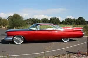 1959 Cadillac Custom 1959 Cadillac Coupe Custom Show Car 100 Restored