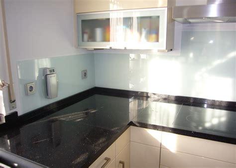 Glasbilder Küche Spritzschutz