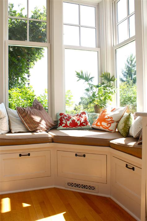Kitchen Bay Window Seating Ideas Dreamy Window Seat Inspiration Photos Pretty Handy