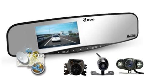 Kamera Auto by Dod Rx400w Auto Kamera Mit Gps R 252 Ckfahrkamera Dod E Shop
