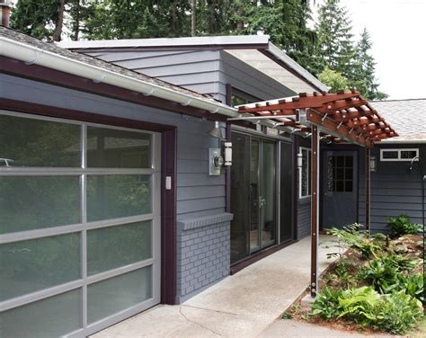 Exterior Garage Door by Modern Garage Doors Garage And Shed With