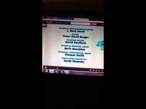 blue credits blue s clues signs end credits