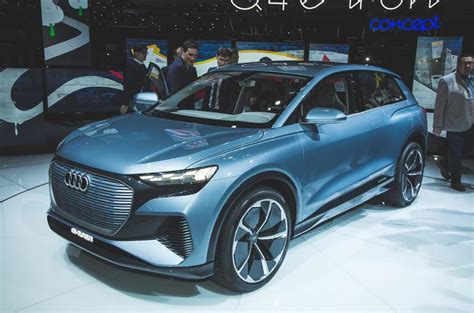 Audi Electric Suv 2020 by Audi Reveals Q4 E Electric Suv Ahead Of 2020 Sale