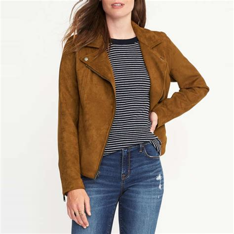 womens knit moto jacket navy sueded knit moto jacket for rank style