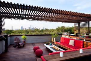 Rooftop Patio Design by Rooftop Outdoor Living Modern Patio Austin By