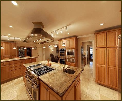 kitchen island with cooktop designs home design ideas