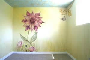 Wall Murals Flowers Flower Wall Murals Get Domain Pictures Getdomainvids Com