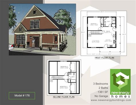 Homes With Two Master Bedrooms Traditional Cape Cod Home Neh Model 176 New Energy Homes