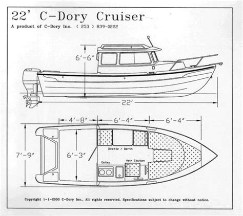 wood boat drawing 22 cruiser cad dockage in 2019 boat building boat