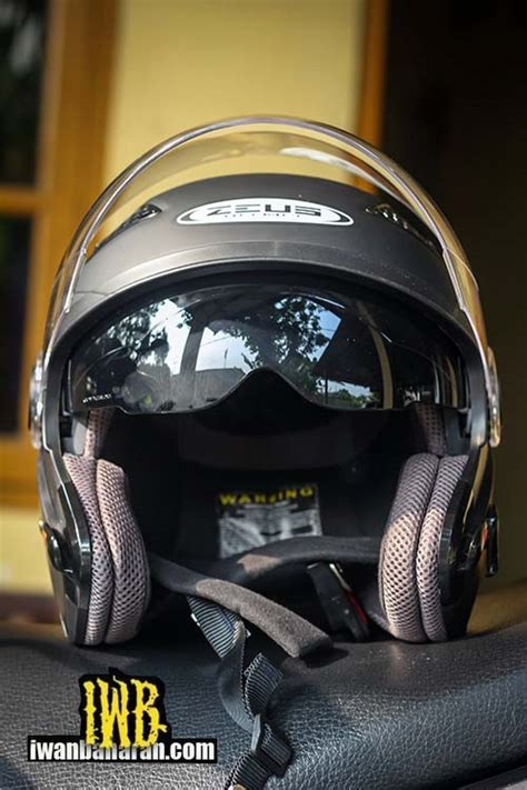 Dan Model Helm Zeus iwanbanaran all about motorcycles 187 review product helm zeus tang dan finishing keren