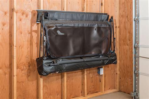 jeep wrangler 2 door storage quadratec soft top storage hanger for 07 18 jeep wrangler