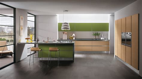Divider Between Kitchen And Living Room by Cucina Scenery Scavolini Centro Arredamento Manfellotto