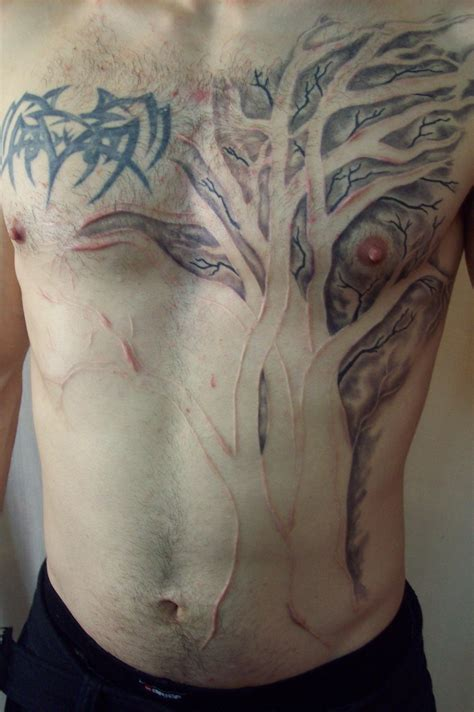 tattooing over scars scar tattoos designs ideas and meaning tattoos for you