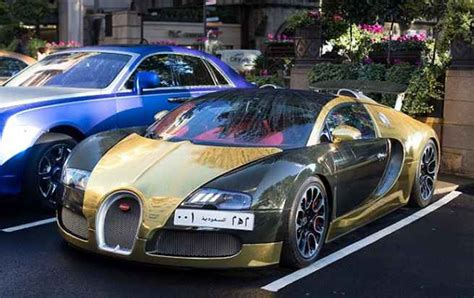 Gold Bugatti Cost by Top 10 Most Expensive Things In The World 2017