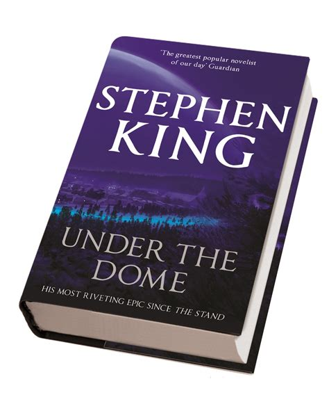 libro under the dome under the dome by stephen king books movies and music