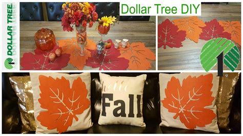 dollar tree desk l 100 autumn floral runner fall dollar tree diy
