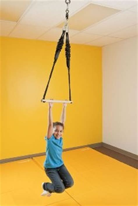 frog swing occupational therapy pediatric swings swing frames special needs swing on