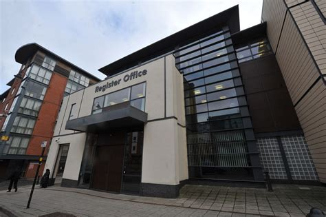 Birmingham Birth Records Birmingham Register Office Looks To The Future With Weddings On The And