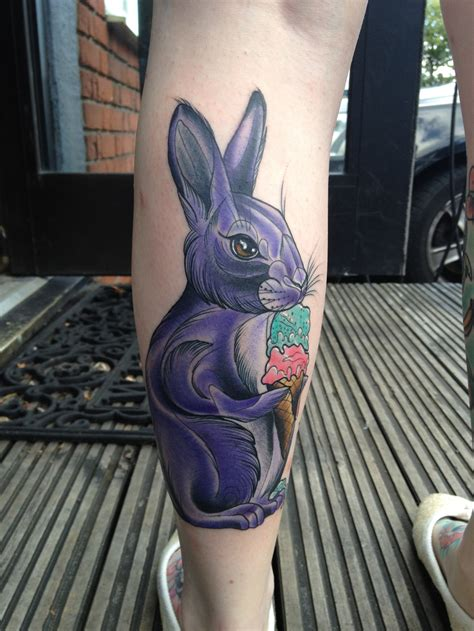 rabbit tattoo savage the who animal tattoos the