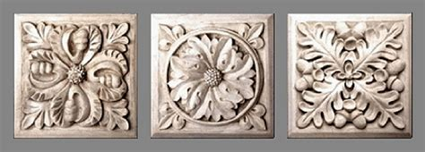 home decor wall plaques architectural square decorative wall plaques usa