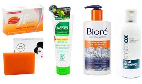 Review Sabun Muka Untuk Kulit Berjerawat 10 Merk Sabun Muka Terbaik Untuk Kulit Berjerawat