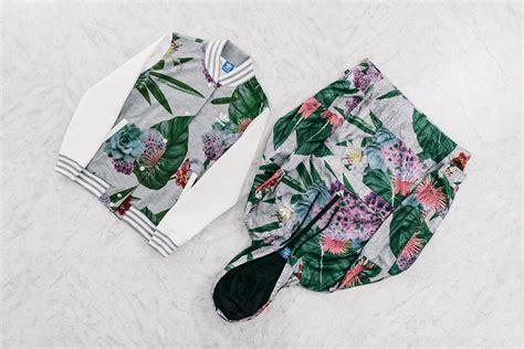Jaket Adidas Floral buy gt adidas floral jacket deepblue